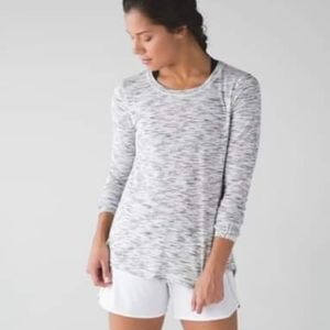 Lululemon 'Get Set' long sleeve
